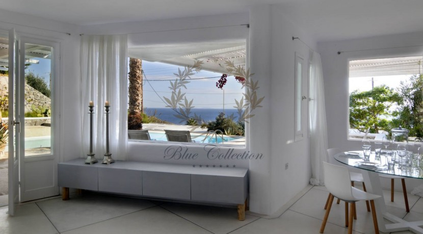 Private Villa for Rent in Mykonos – Greece Aleomandra -  Private Pool - Stunning views - CODE MAL-4 www.bluecollection.gr (7)
