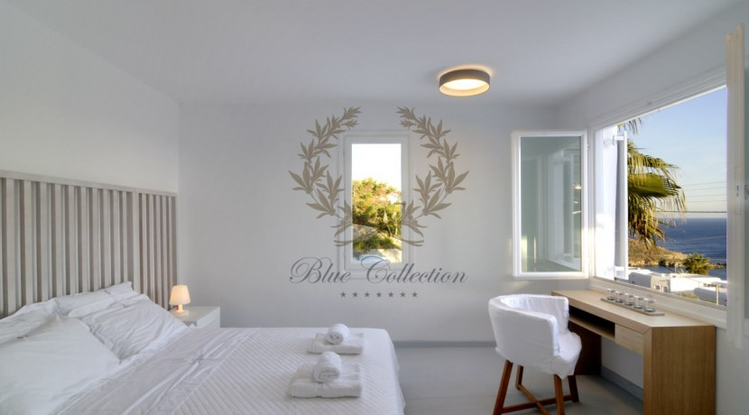Private Villa for Rent in Mykonos – Greece Aleomandra -  Private Pool - Stunning views - CODE MAL-4 www.bluecollection.gr (8)