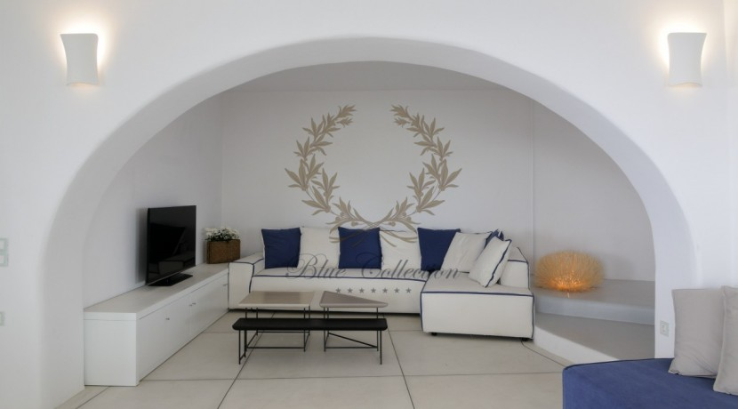 Private Villa for Rent in Mykonos – Greece Aleomandra -  Private Pool - Stunning views - CODE MAL-4 www.bluecollection.gr