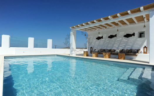 Private Villa in Mykonos - Panormos - Greece for Rent | Private Pool & Sea view | Sleeps 8 | 4 Bedrooms |4 Bathrooms| REF: 180412140 | CODE: PNS-2