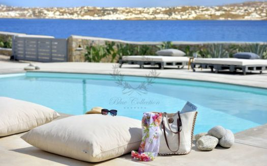 Executive Villa Mykonos – Greece | Kanalia | Private Pool | Mykonos view | Sleeps 12 | 6 Bedrooms |6 Bathrooms| REF: 180412139 | CODE: KLM-4