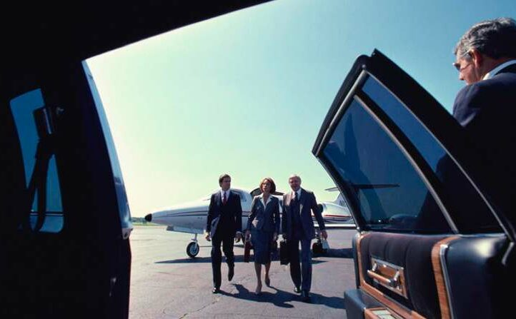 Security & Close Protection Services – Executive Protection