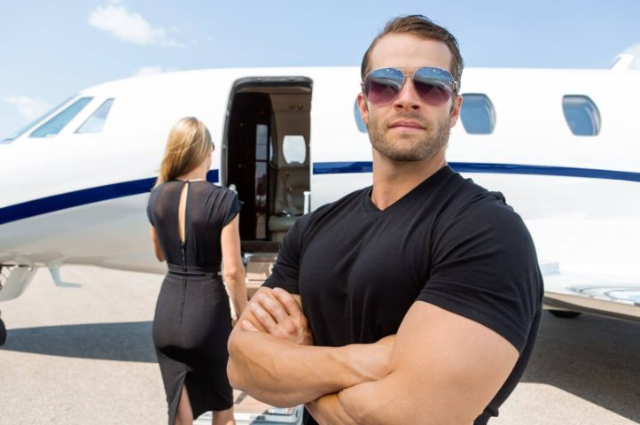 Security & Close Protection Services – Bodyguard