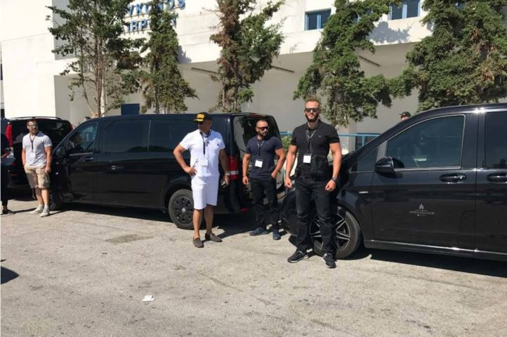 Security & Close Protection Services 01