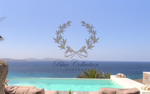 Mykonos - Greece | Agios Ioannis – Private Villa with Pool & Stunning view for rent | Sleeps 12 | 6 Bedrooms |7 Bathrooms| REF: 180412124 | CODE: AGD-1