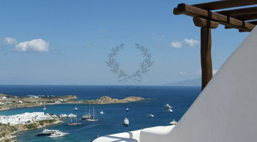 Bluecollection Mykonos Villa AMG3 for rent