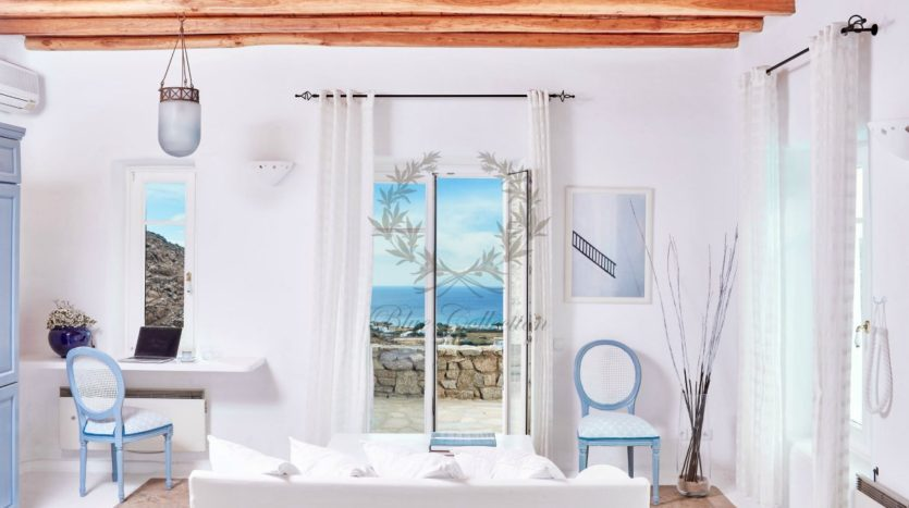 Mykonos, Agrari – Absolute Private Villa with Infinity Pool & Stunning view for rent 1 (10)