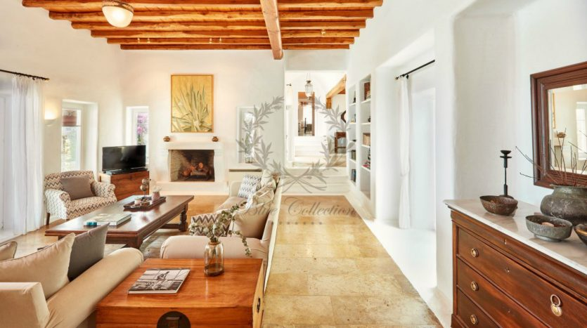Mykonos, Agrari – Absolute Private Villa with Infinity Pool & Stunning view for rent 1 (24)