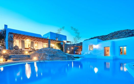 Mykonos, Agrari – Absolute Private Villa with Infinity Pool & Stunning view for rent 1 (34)