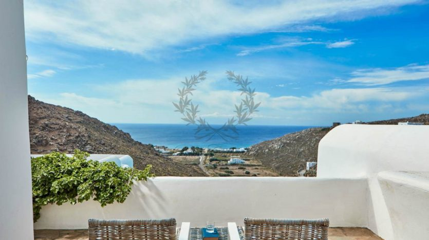 Mykonos, Agrari – Absolute Private Villa with Infinity Pool & Stunning view for rent 1 (7)