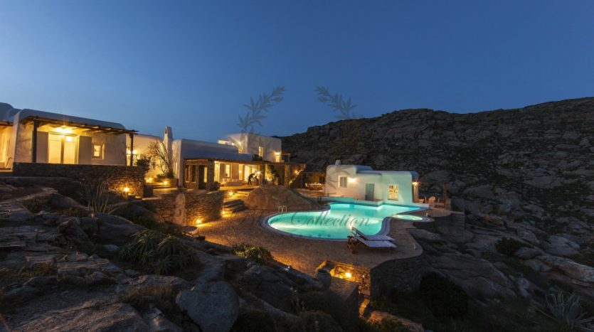 Mykonos, Agrari – Absolute Private Villa with Infinity Pool & Stunning view for rent 21