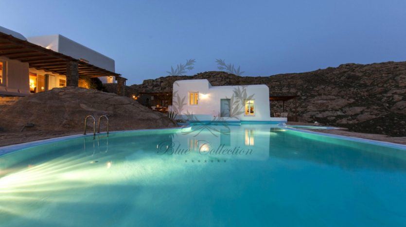 Mykonos, Agrari – Absolute Private Villa with Infinity Pool & Stunning view for rent P13