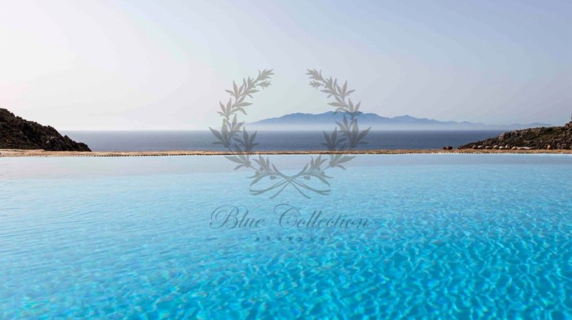 Mykonos, Agrari – Absolute Private Villa with Infinity Pool & Stunning view for rent P2