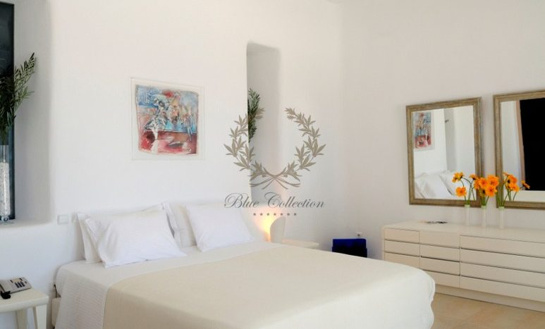 Mykonos Aleomandra Royal Private Villa in Mykonos with infinity pool for rent p10