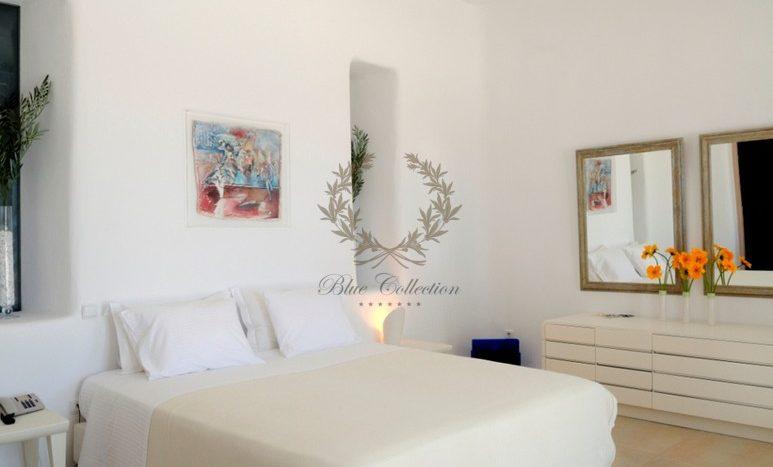 Mykonos Aleomandra Royal Private Villa in Mykonos with infinity pool for rent p10