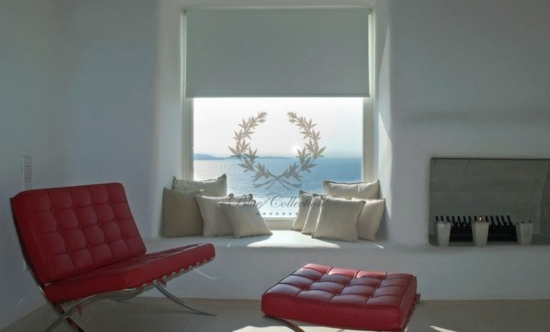 Mykonos Aleomandra Royal Private Villa in Mykonos with infinity pool for rent p12