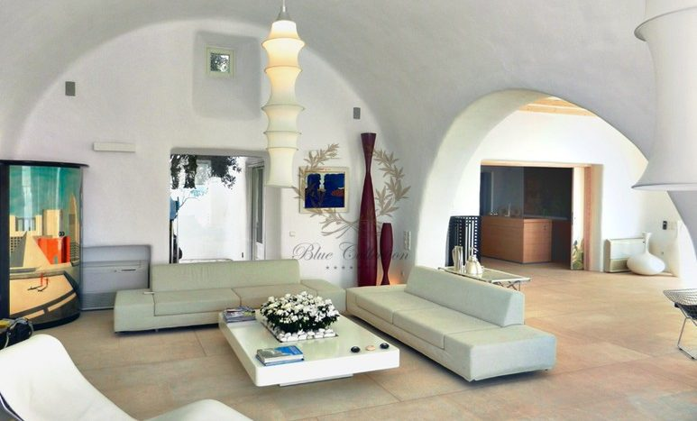 Mykonos Aleomandra Royal Private Villa in Mykonos with infinity pool for rent p16