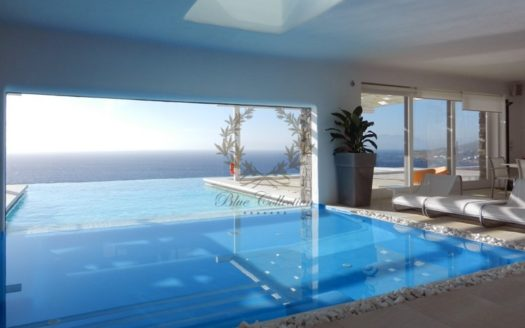Mykonos Aleomandra Royal Private Villa in Mykonos with infinity pool for rent p18