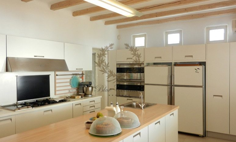 Mykonos Aleomandra Royal Private Villa in Mykonos with infinity pool for rent p2