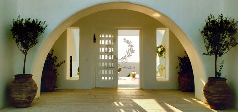 Mykonos Aleomandra Royal Private Villa in Mykonos with infinity pool for rent p5