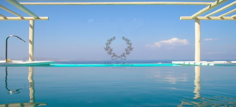 Mykonos Aleomandra Royal Private Villa in Mykonos with infinity pool for rent p8