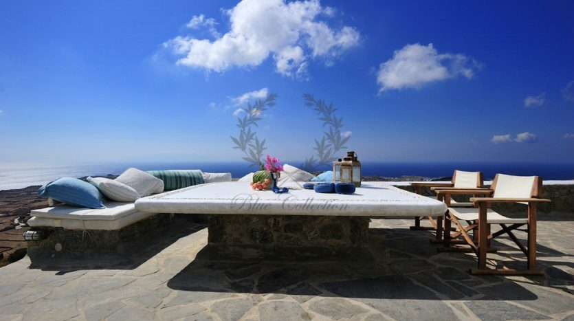 Mykonos Chalara – Private Villa with Infinity Pool & Amazing view for rent (2)