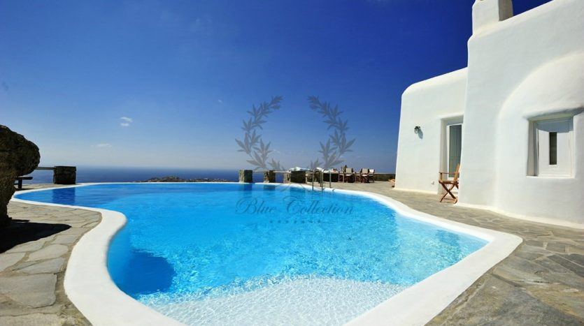 Mykonos Chalara – Private Villa with Infinity Pool & Amazing view for rent (3)