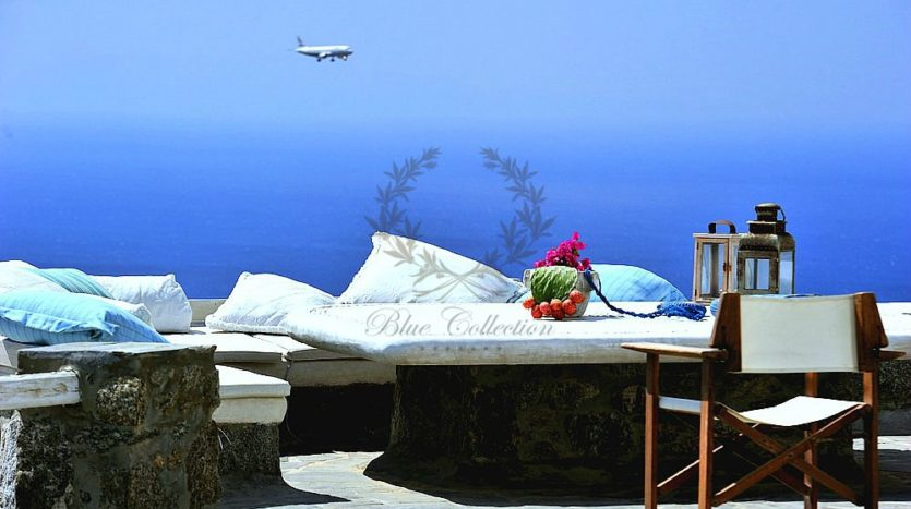 Mykonos Chalara – Private Villa with Infinity Pool & Amazing view for rent (5)