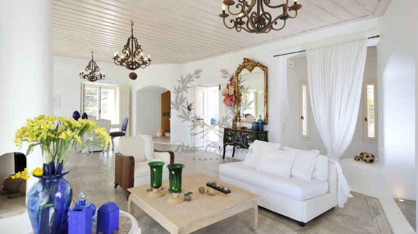 Mykonos Chalara – Private Villa with Infinity Pool & Amazing view for rent (9)