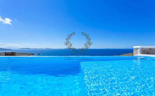 Mykonos | Choulakia - Senior Villa with Private Pool & Stunning views for rent | Sleeps 6 | 3 Bedrooms |2 Bathrooms| REF: 18041284 | CODE: CLA-2
