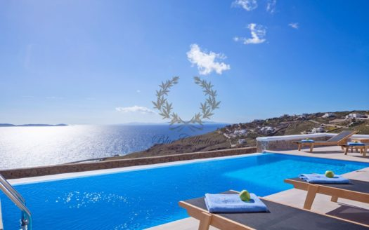 Mykonos | Choulakia - Two Villas with Private Pools & Stunning views for rent | Sleeps 12 | 6 Bedrooms |4 Bathrooms| REF: 180412104 | CODE: CLA-3