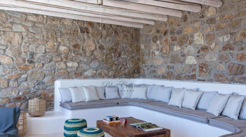 Mykonos Choulakia – Senior Villa with Private Pool & Stunning views for rent P10