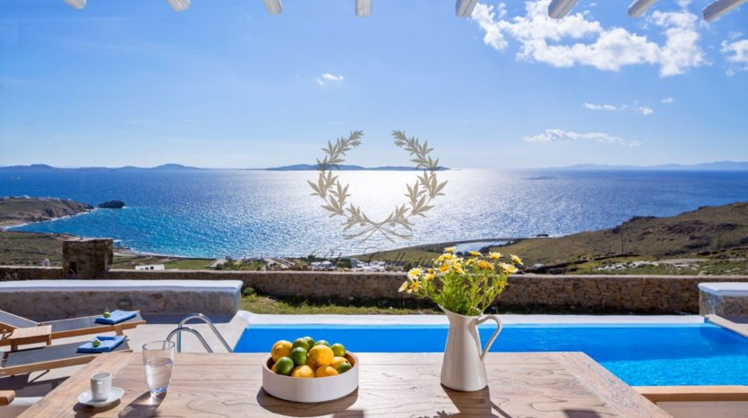 Mykonos Choulakia – Senior Villa with Private Pool & Stunning views for rent P13