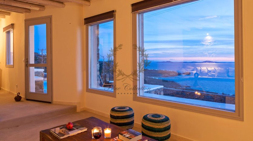 Mykonos Choulakia – Senior Villa with Private Pool & Stunning views for rent P18