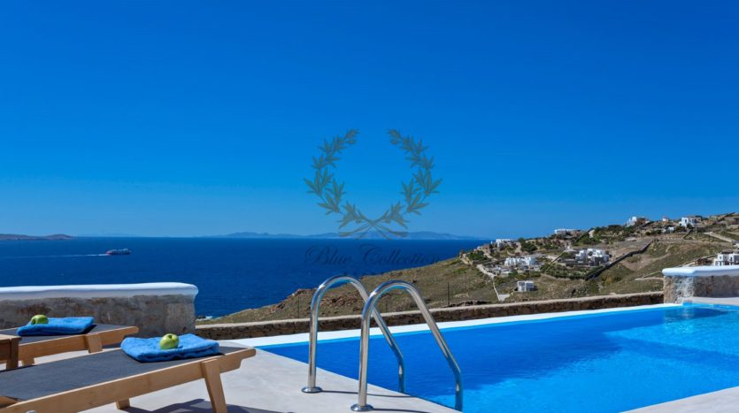 Mykonos Choulakia – Senior Villa with Private Pool & Stunning views for rent P8