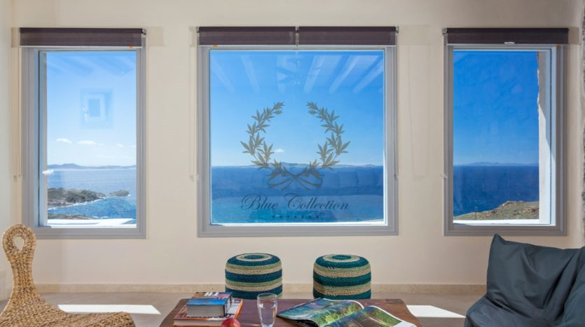 Mykonos Choulakia – Senior Villa with Private Pool & Stunning views for rent P9