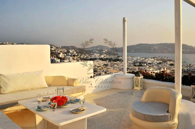 Mykonos Exclusive Villa with Private Spa Pool & Breathtaking views for rent p13