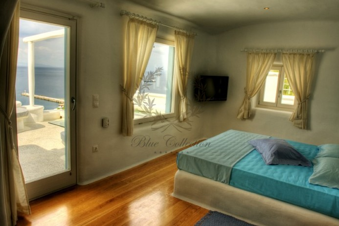 Mykonos Exclusive Villa with Private Spa Pool & Breathtaking views for rent p19