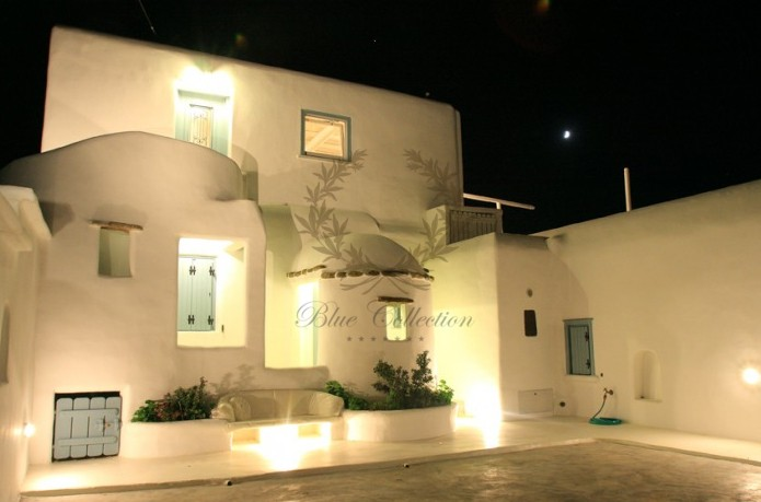 Mykonos Exclusive Villa with Private Spa Pool & Breathtaking views for rent p26