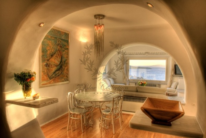 Mykonos Exclusive Villa with Private Spa Pool & Breathtaking views for rent p29