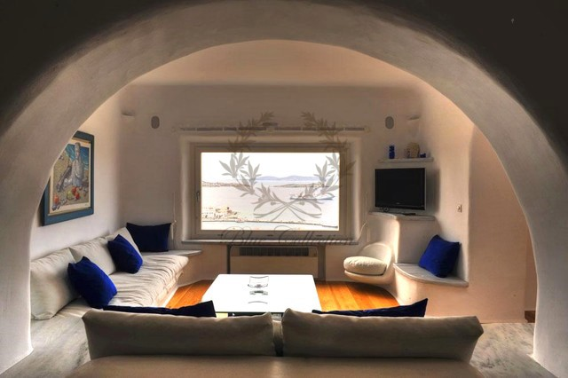 Mykonos Exclusive Villa with Private Spa Pool & Breathtaking views for rent p4