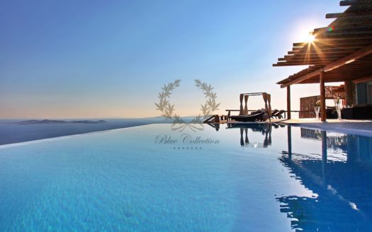 Mykonos – Fanari Presidential Villa with Private Pool & Amazing view for rent p1
