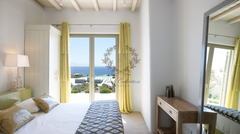 Mykonos – Paraga – Two Presidential Villas with Private infinity Pools & Stunning views for Rent p1 (10)