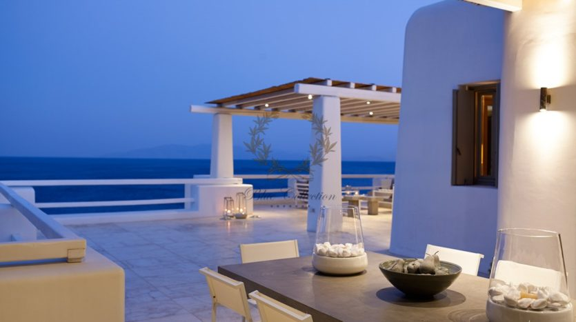 Mykonos – Paraga – Two Presidential Villas with Private infinity Pools & Stunning views for Rent p1 (15)