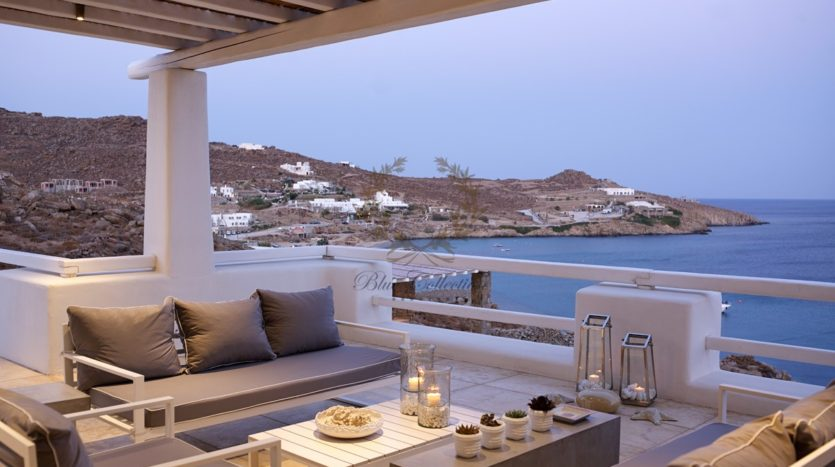 Mykonos – Paraga – Two Presidential Villas with Private infinity Pools & Stunning views for Rent p1 (24)