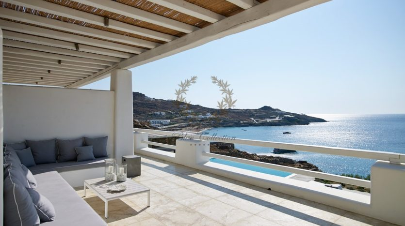 Mykonos – Paraga – Two Presidential Villas with Private infinity Pools & Stunning views for Rent p1 (28)