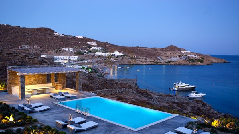 Mykonos – Paraga – Two Presidential Villas with Private infinity Pools & Stunning views for Rent p1 (52)