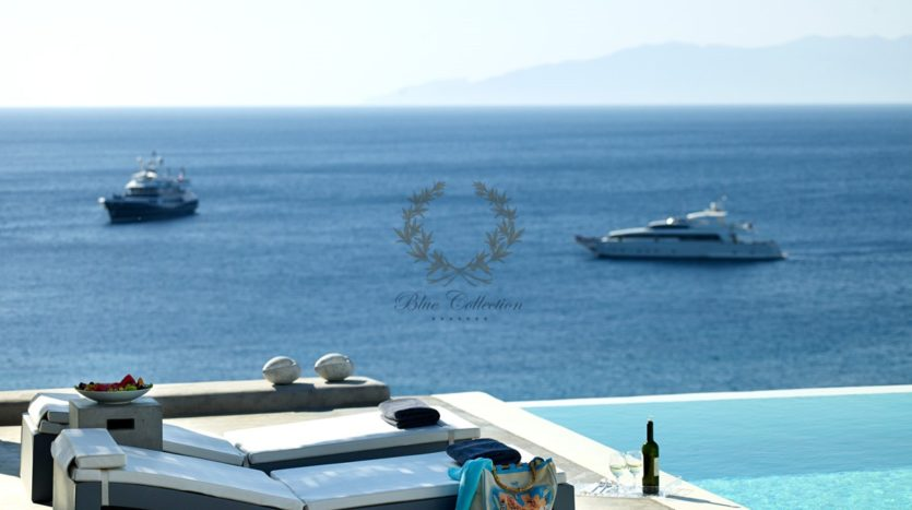 Mykonos – Paraga – Two Presidential Villas with Private infinity Pools & Stunning views for Rent p1 (58)