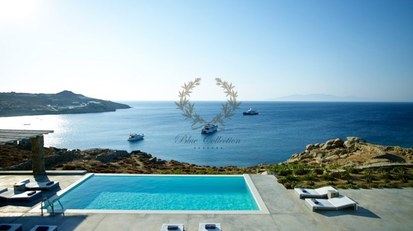 Mykonos – Paraga – Two Presidential Villas with Private infinity Pools & Stunning views for Rent p1 (70)