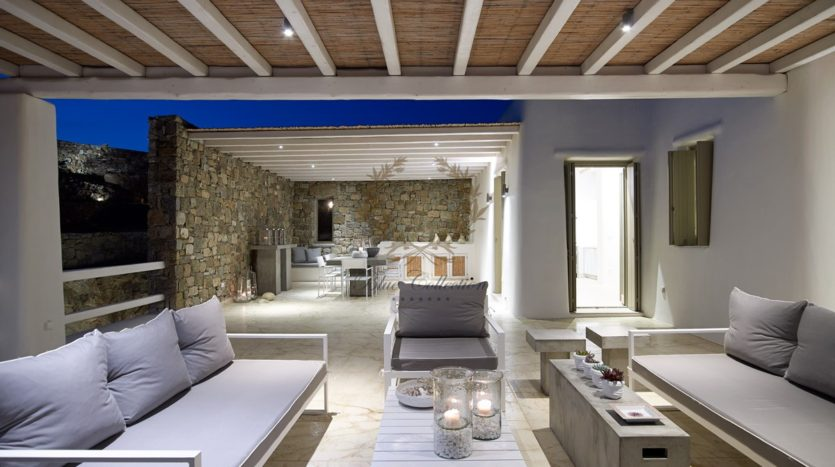 Mykonos – Paraga – Two Presidential Villas with Private infinity Pools & Stunning views for Rent p1 (72)